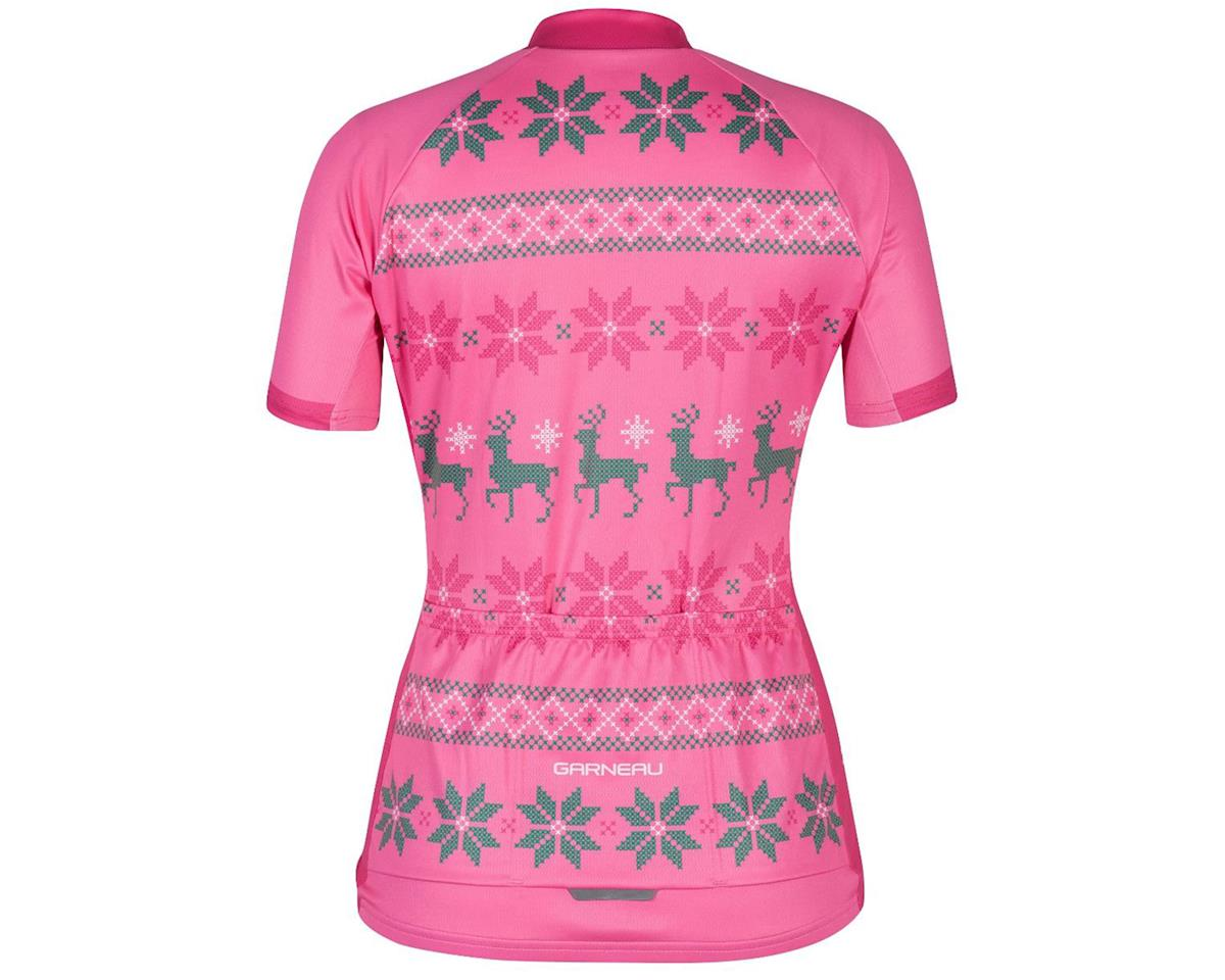Louis Garneau Women's Holiday Ugly Jersey (Pink) (S)