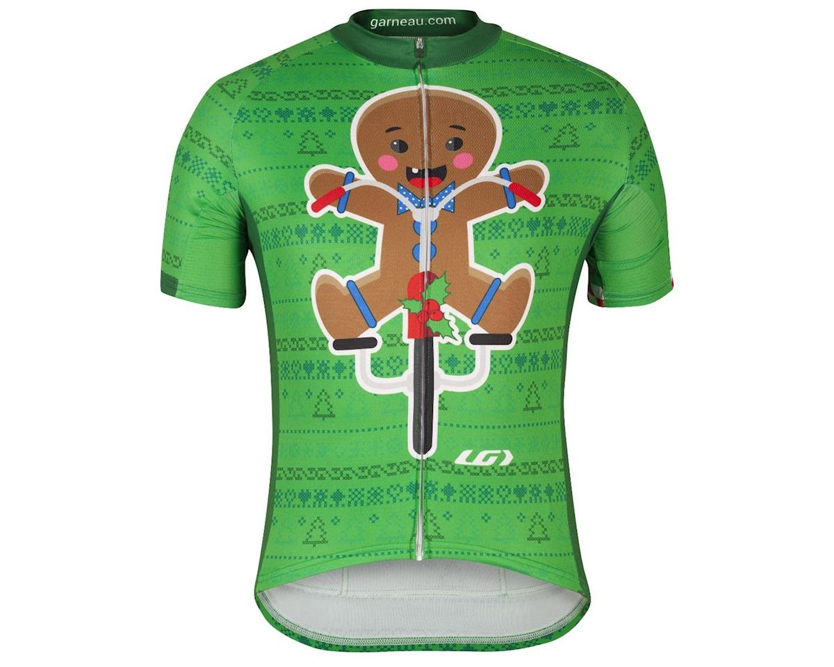Louis Garneau Holiday Ugly Jersey (Cookie) (L)