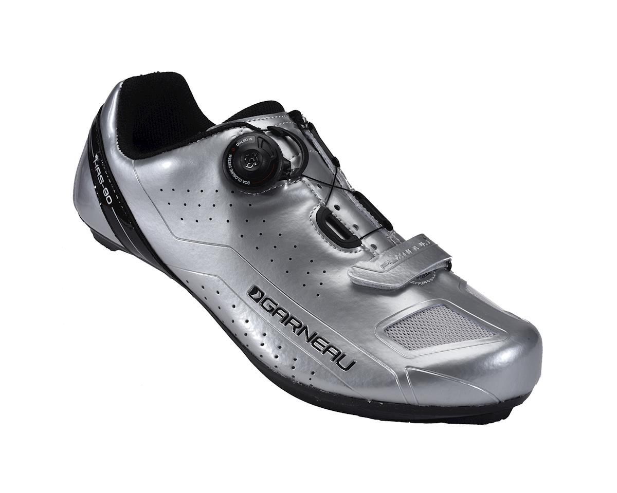 Image 1 for Louis Garneau Platinum Road Shoes (Silver)