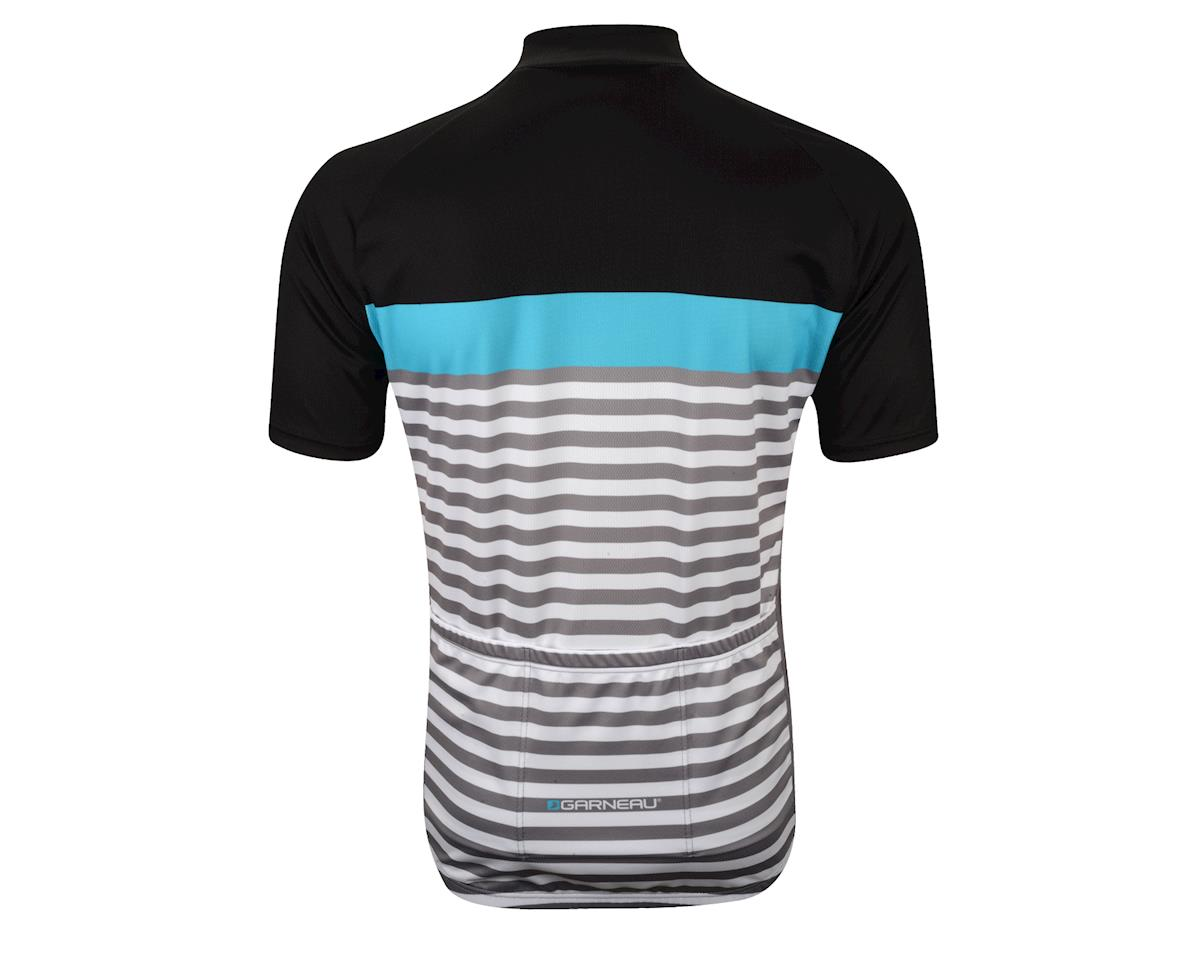 Image 3 for Louis Garneau Becane Jersey (Black/Blue/Gray)