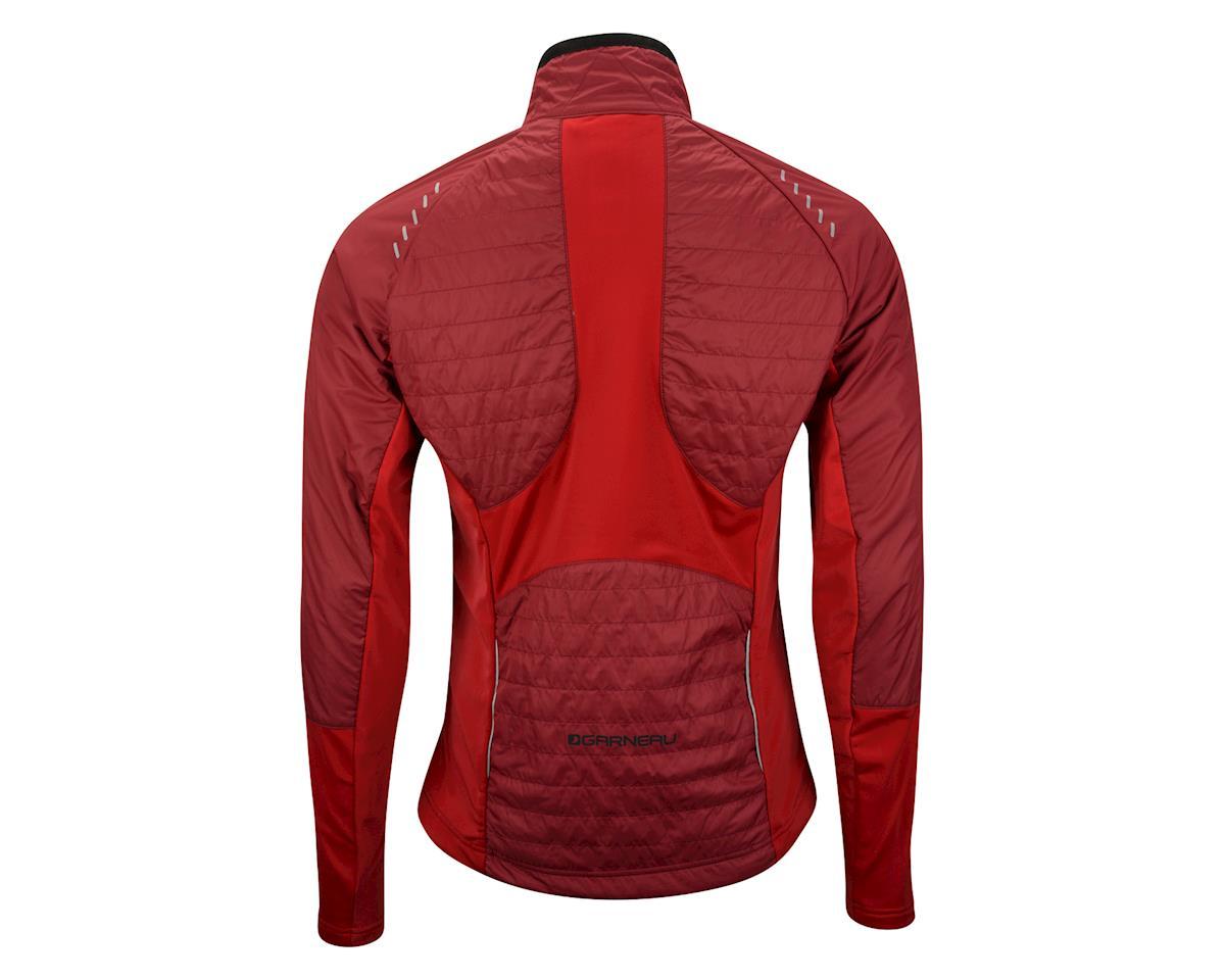 Louis Garneau Cove Hybrid Jacket (Red) (Xlarge)