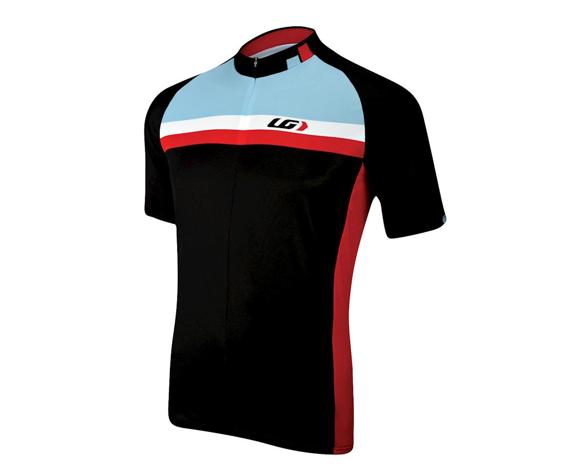 Image 1 for Louis Garneau Colorer Jersey (Black/Blue)