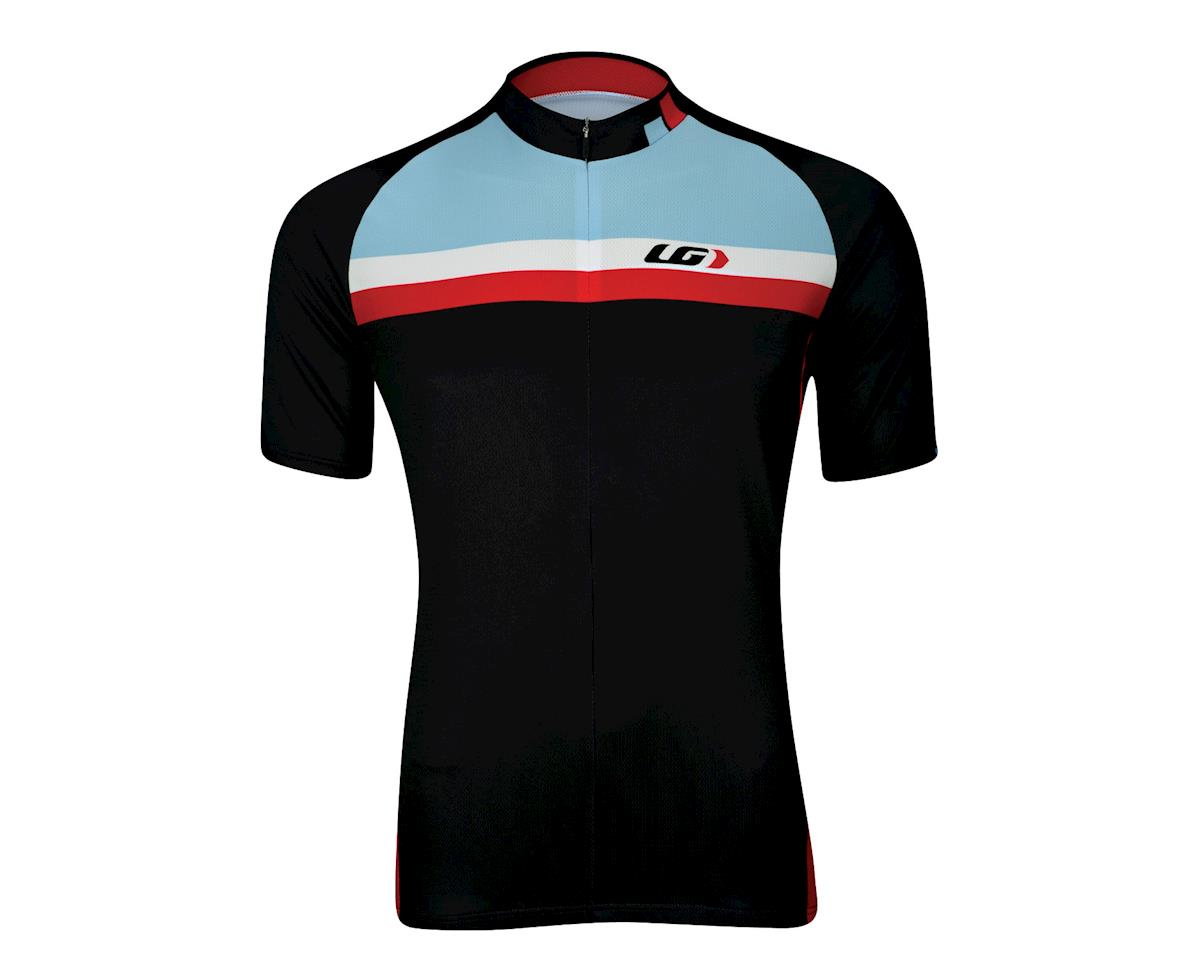 Image 2 for Louis Garneau Colorer Jersey (Black/Blue)