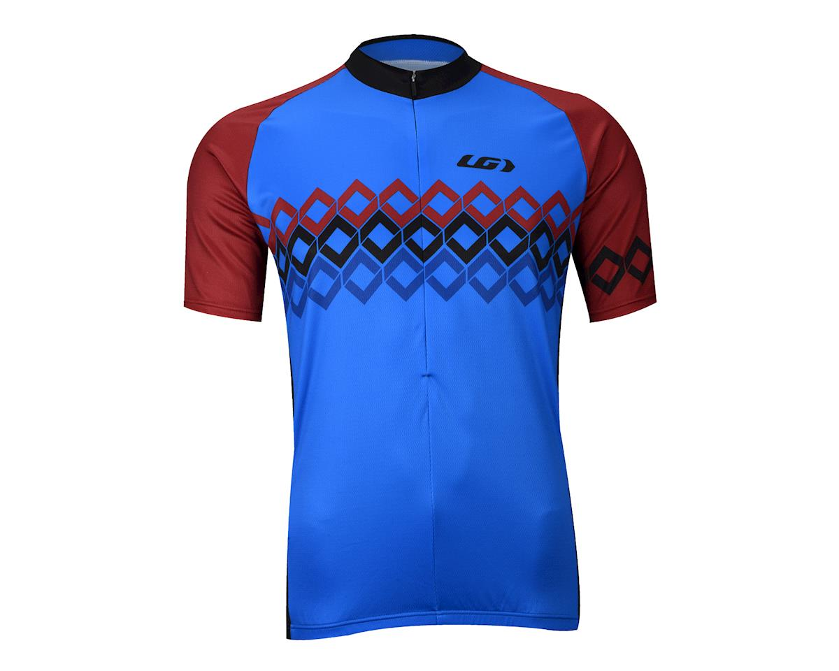 Image 2 for Louis Garneau Carre Jersey (Blue)