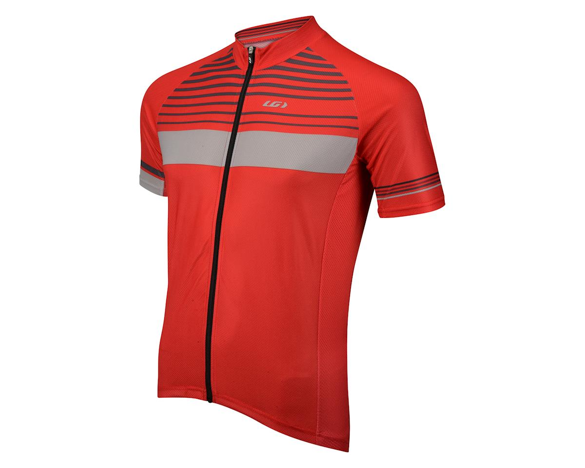 Image 1 for Louis Garneau Equipe GT Jersey (Black/Yellow)