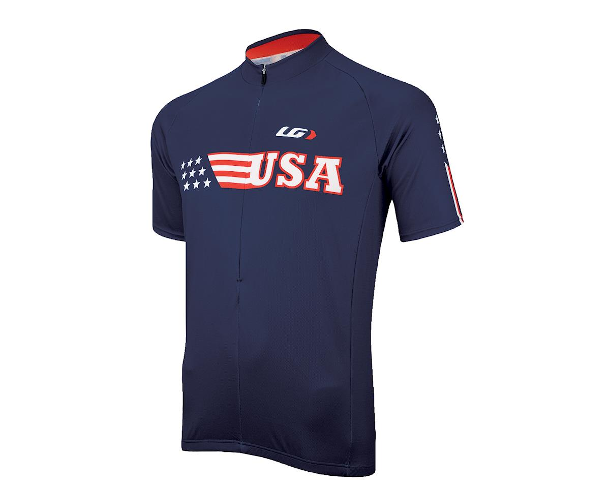 Image 1 for Louis Garneau Etates Jersey (Blue)
