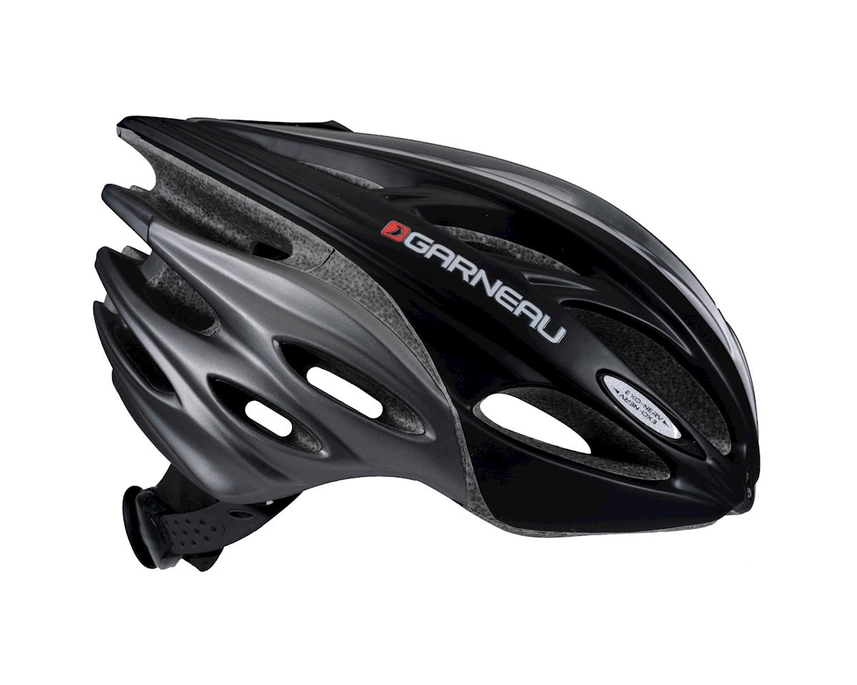 "Image 2 for Louis Garneau Exo-Nerv Road Helmet - Exclusive (Black) (Large 23.25-24.5"")"