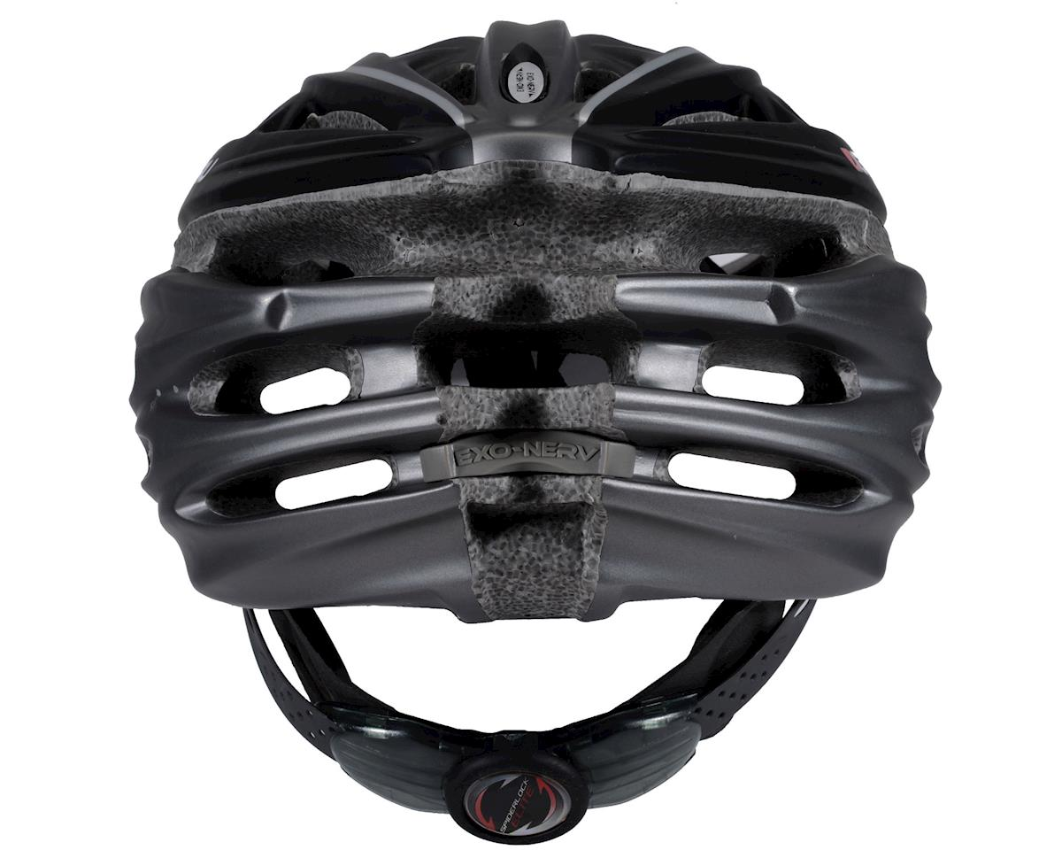 "Image 3 for Louis Garneau Exo-Nerv Road Helmet - Exclusive (Black) (Large 23.25-24.5"")"
