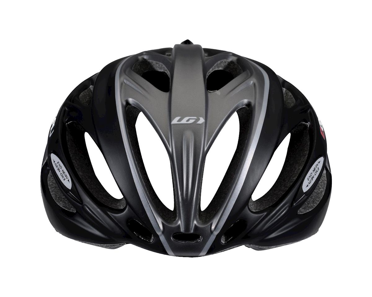 "Image 4 for Louis Garneau Exo-Nerv Road Helmet - Exclusive (Black) (Large 23.25-24.5"")"