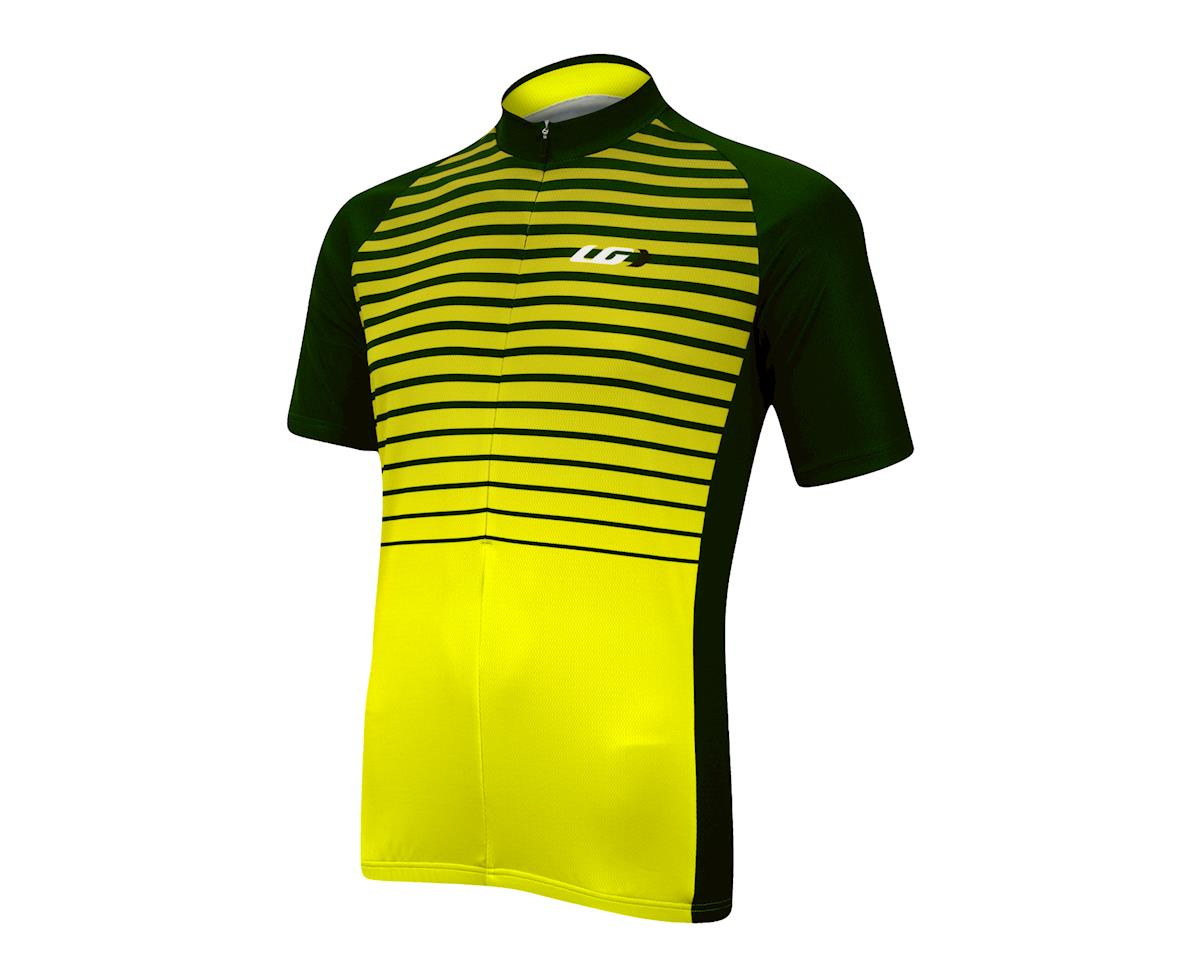 Image 1 for Louis Garneau Gradient Jersey (Yellow/Black)