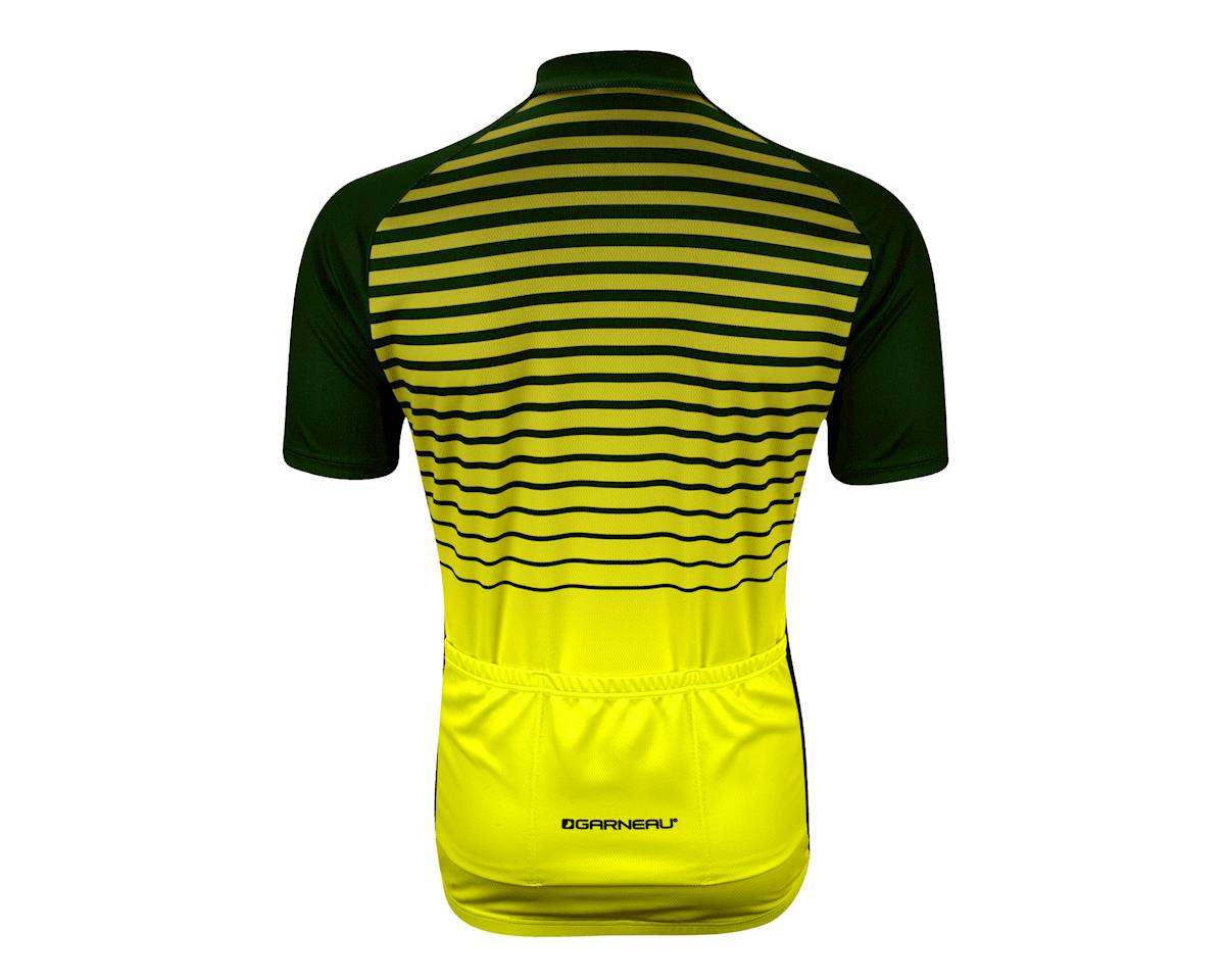 Image 3 for Louis Garneau Gradient Jersey (Yellow/Black)