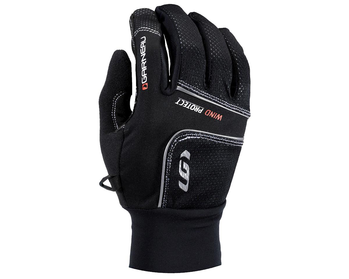Image 1 for Louis Garneau Wind Protect Gloves (Black)