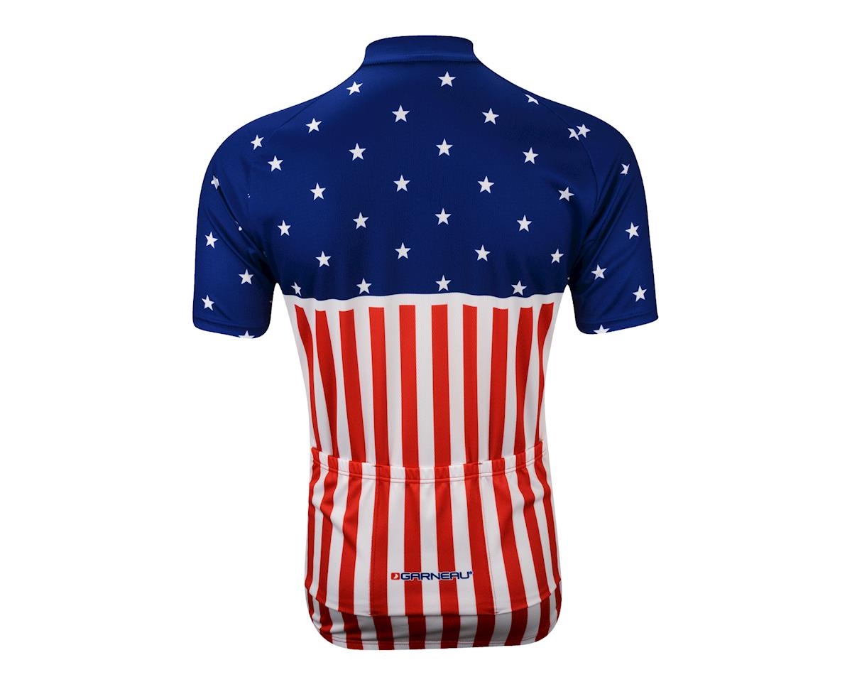 Image 3 for Louis Garneau Patriot Jersey (Red White Blue)