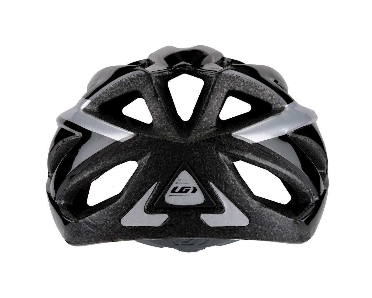 Image 3 for Louis Garneau Route Helmet (Black/Grey) (One Size)