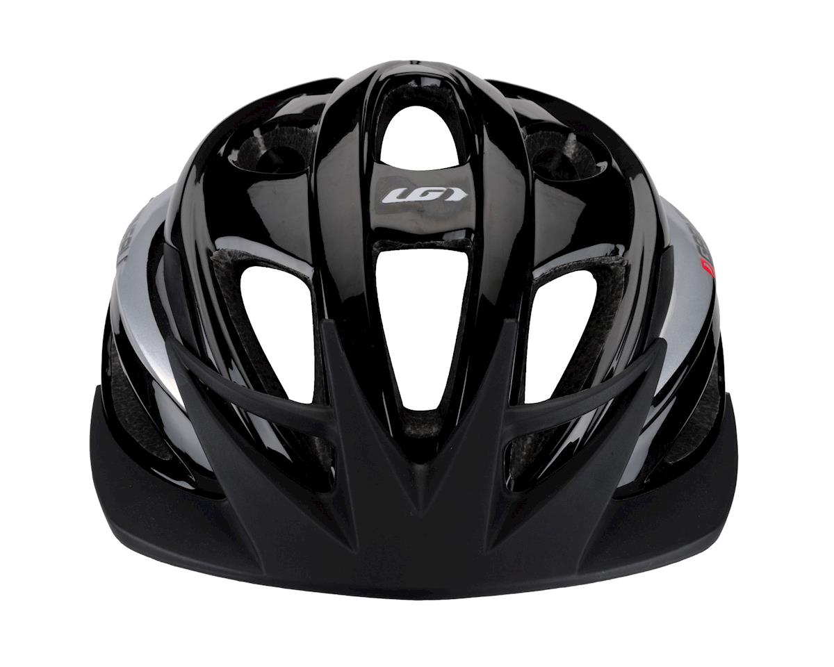 Image 4 for Louis Garneau Route Helmet (Black/Grey) (One Size)