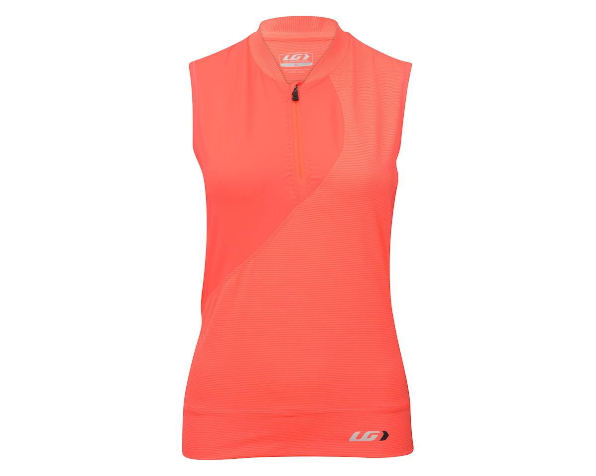 Image 3 for Louis Garneau Women's Stella Sleeveless Jersey (Pink) (Xxlarge)