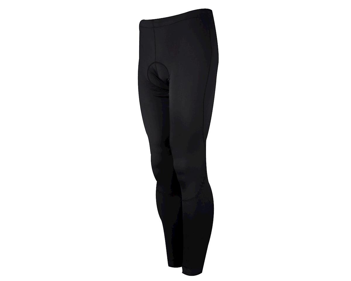 Image 1 for Louis Garneau Thermal Gel Chamois Tights (Black)