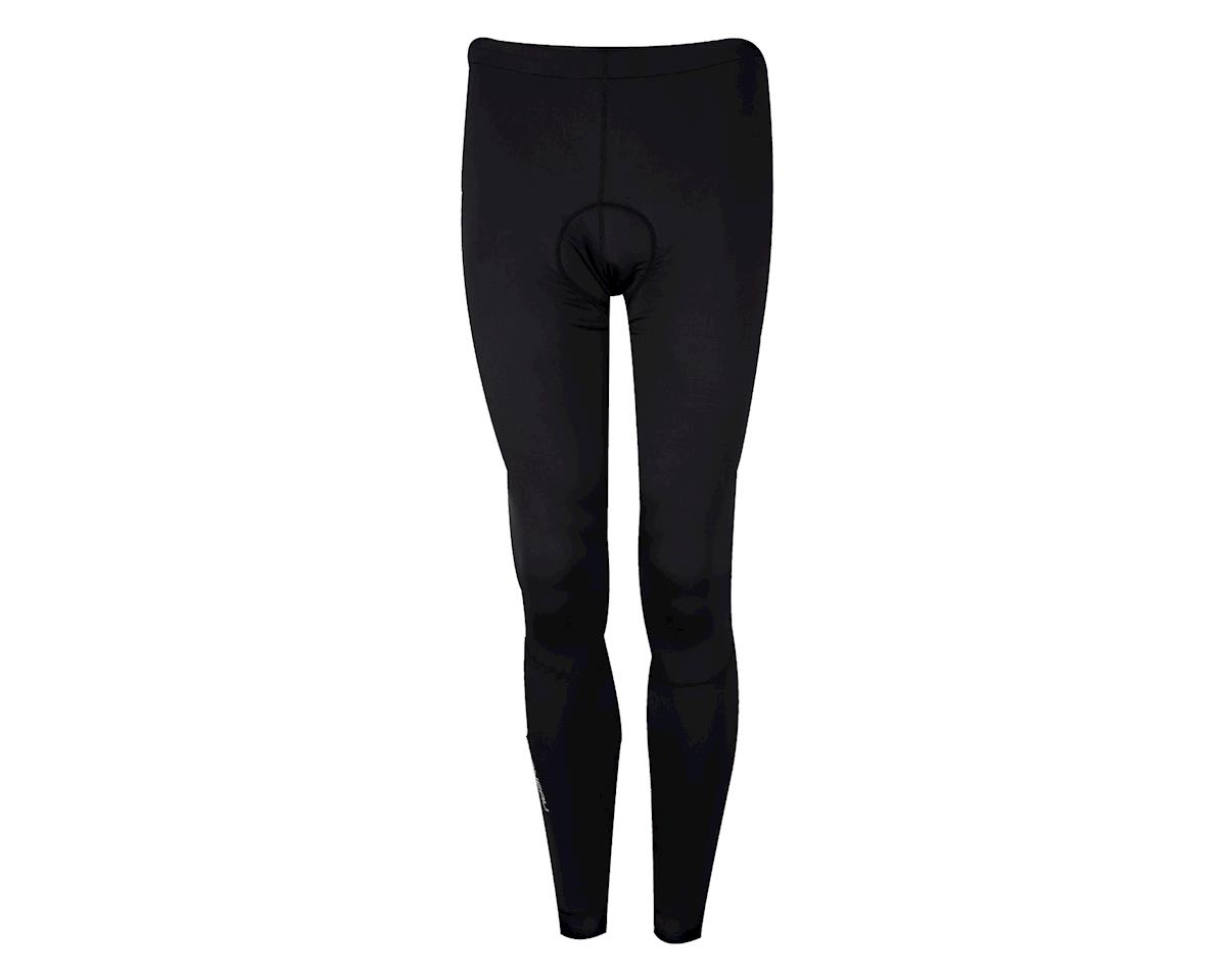 Image 2 for Louis Garneau Thermal Gel Chamois Tights (Black)