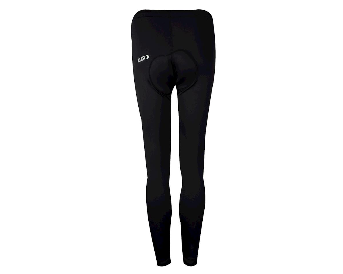 Image 4 for Louis Garneau Thermal Gel Chamois Tights (Black)