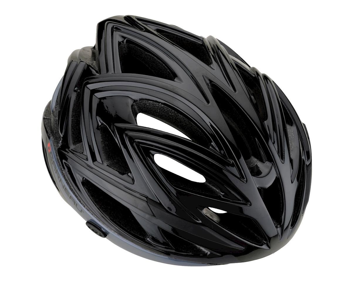 "Image 1 for Louis Garneau Vuelta Road Helmet (Black/Charcoal) (Large 23.25-24.5"")"