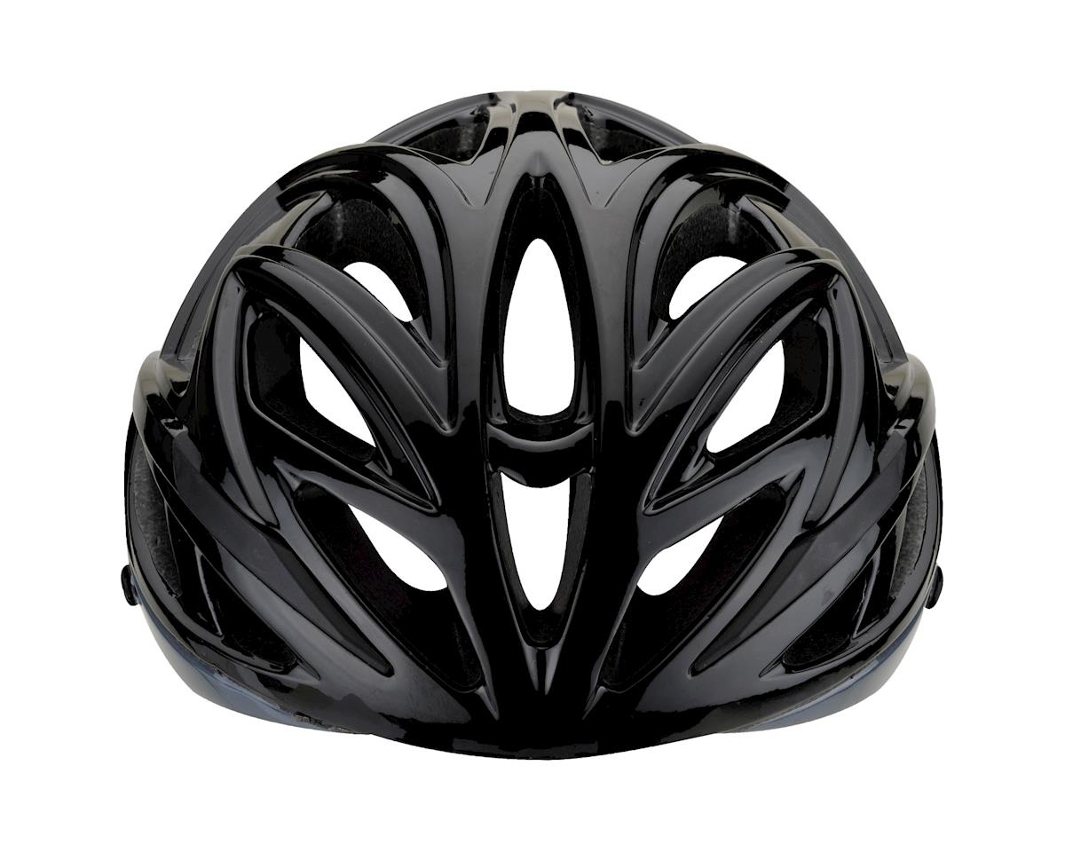 "Image 4 for Louis Garneau Vuelta Road Helmet (Black/Charcoal) (Large 23.25-24.5"")"