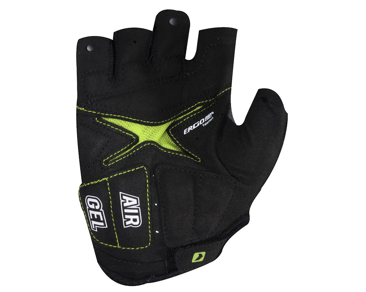 Image 2 for Louis Garneau Stratus Gel Gloves - Performance Exclusive (Matte Black/High Vis) (Xlarge)