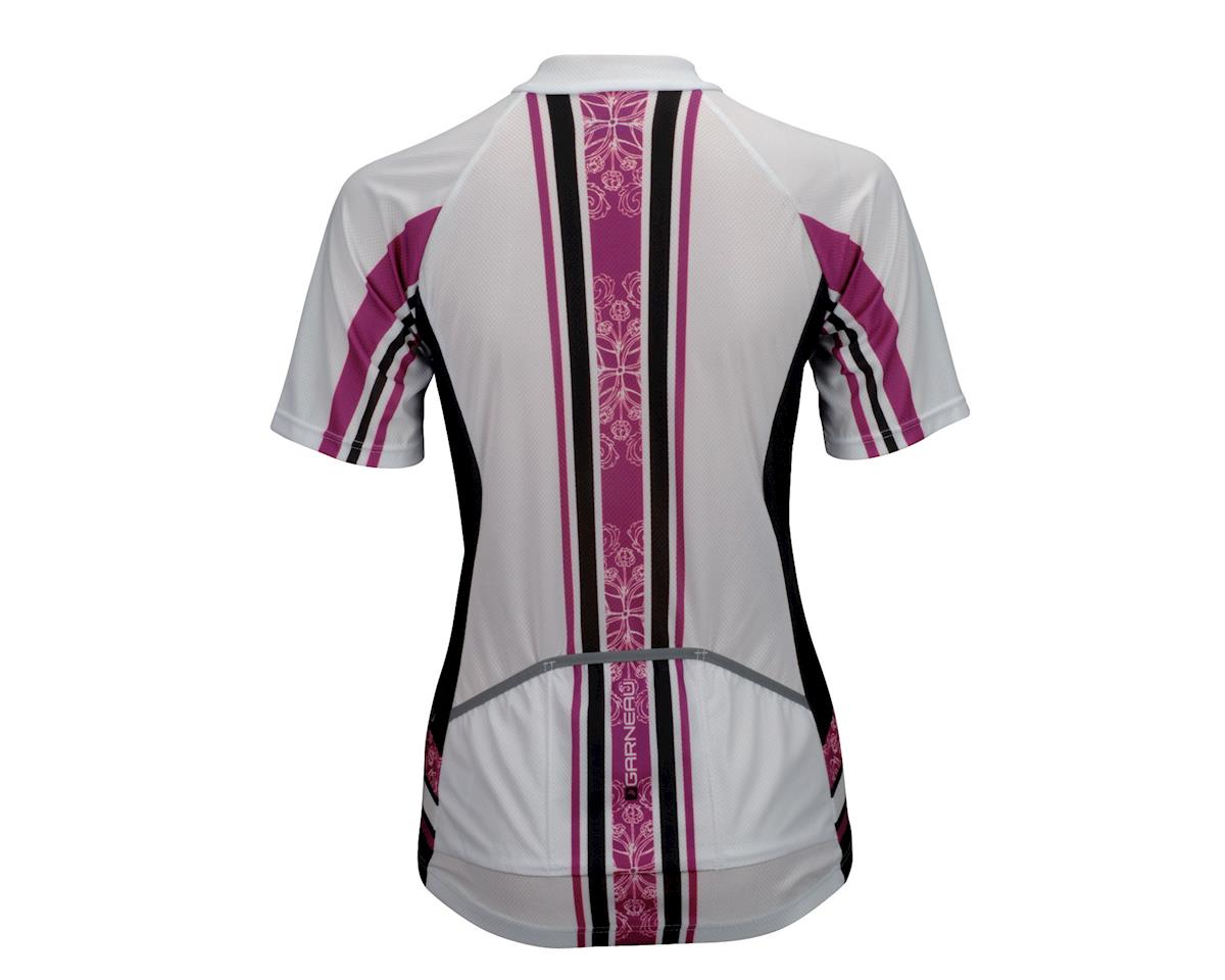 Image 2 for Louis Garneau Women's Factory Short Sleeve Jersey (White) (Xxlarge)