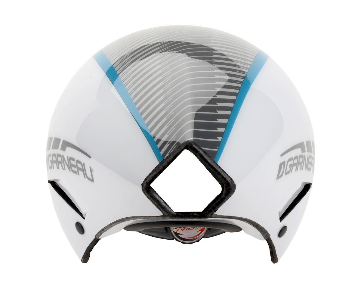 Image 3 for Louis Garneau P-09 Helmet (White/Silver)