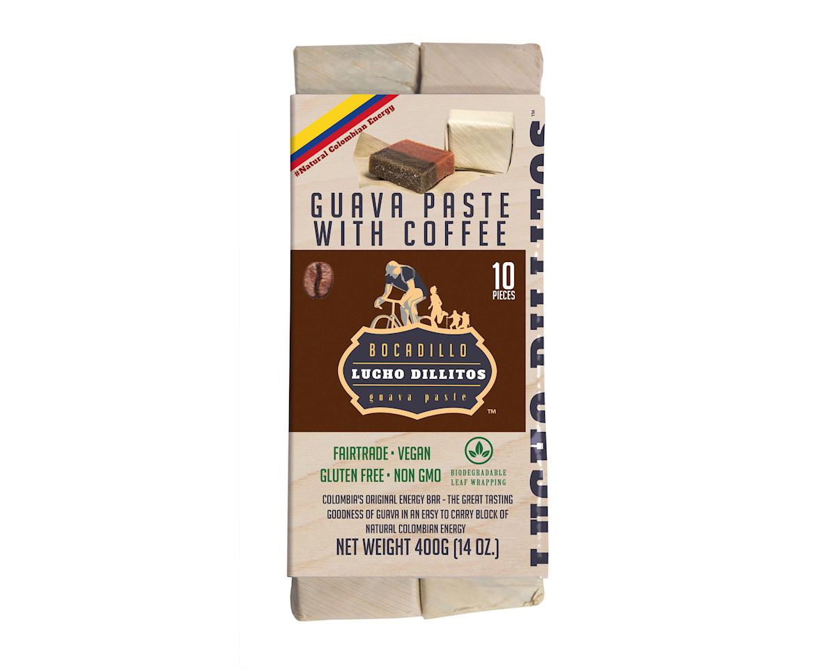 Classic guava with coffee, 10/package - 400g