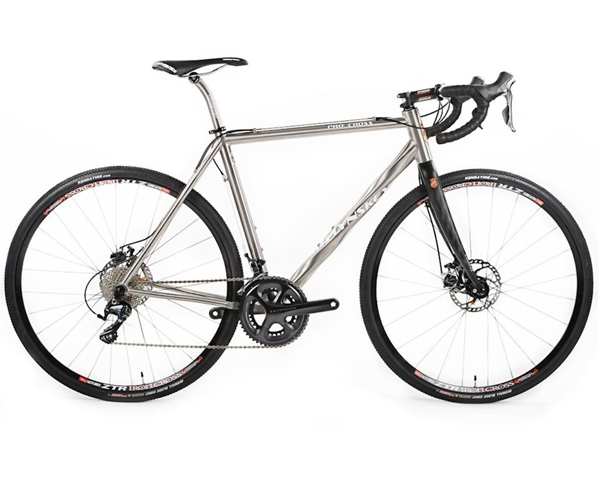 Lynskey Pro Cross Titanium Cyclocross Bike (2014) (Industrial Mill ...