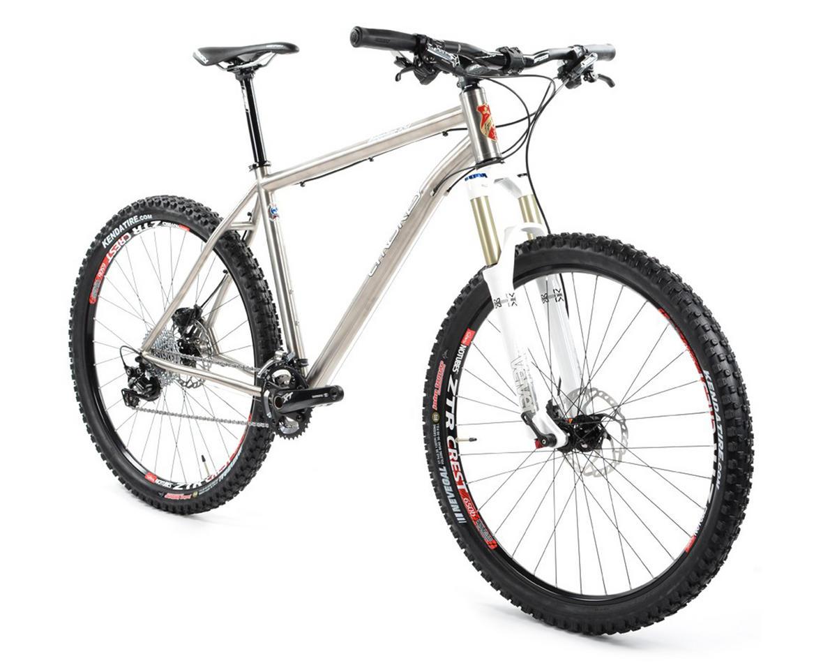 Lynskey Ridgeline 650 Titanium Hardtail Mountain Bike (Industrial Mill)