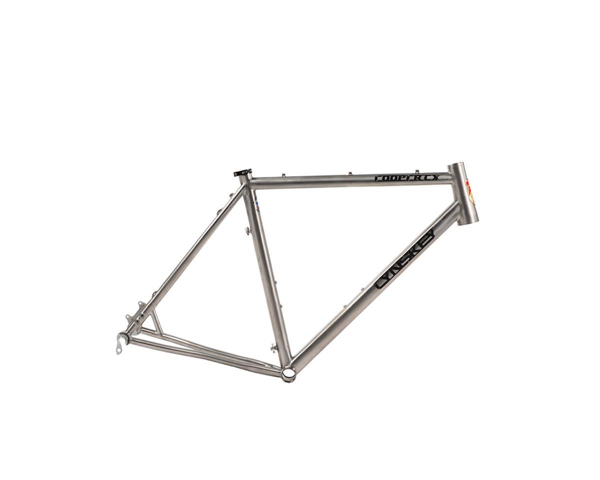 Image 1 for Lynskey Cooper CX Frame and Fork (Titanium)