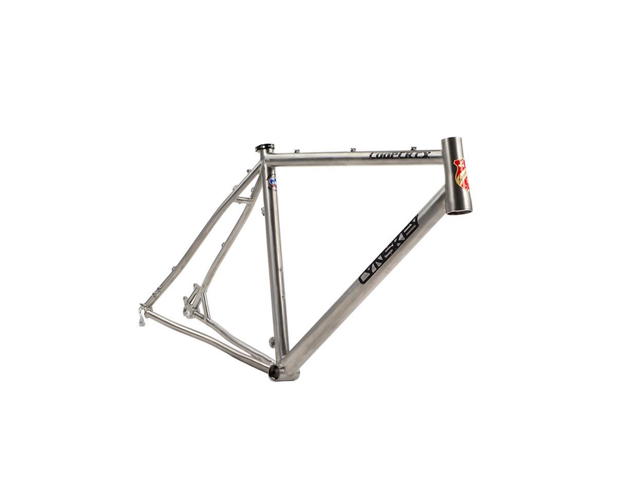 Image 2 for Lynskey Cooper CX Frame and Fork (Titanium)