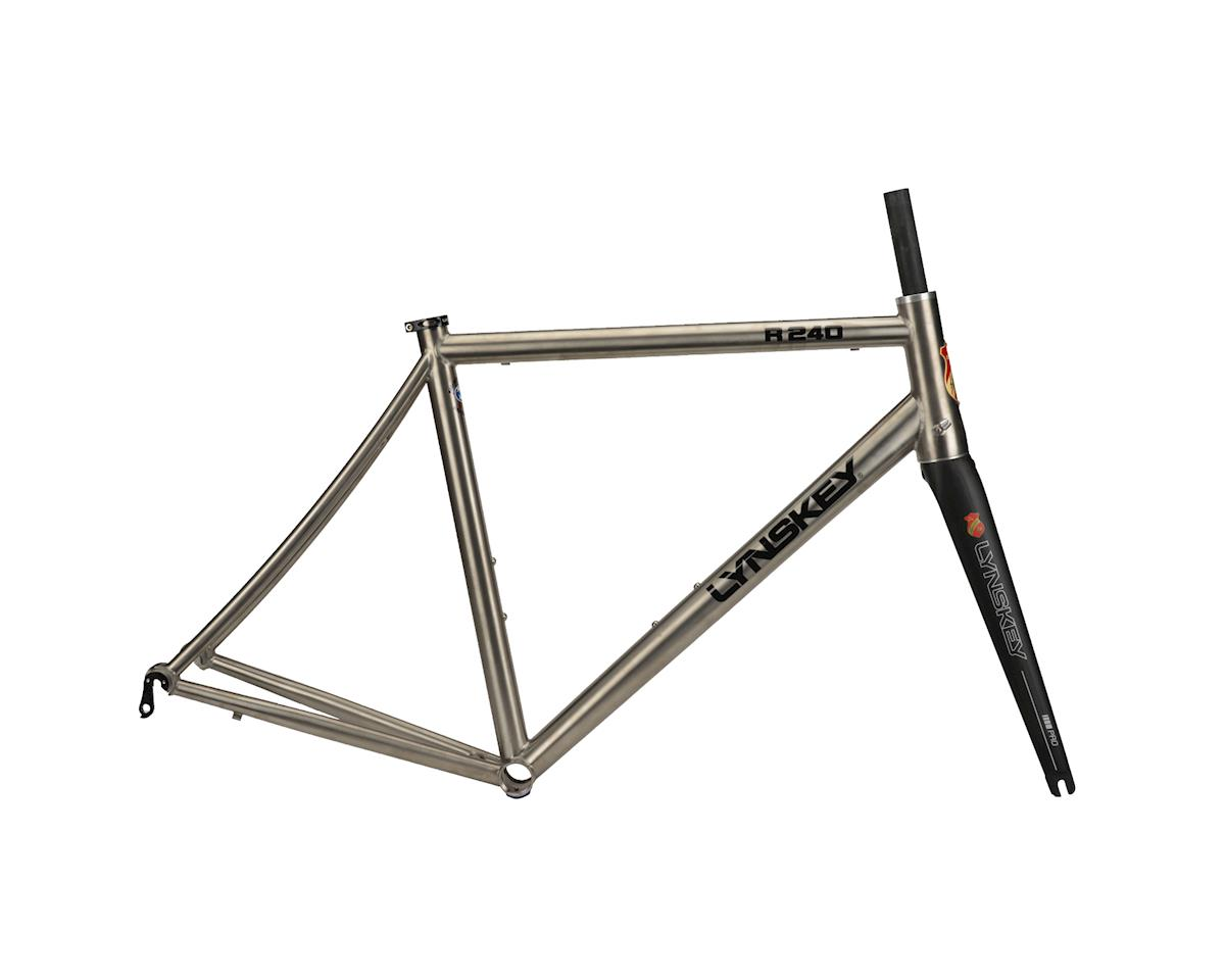 Lynskey R240 Road Frame and Fork (Titanium)