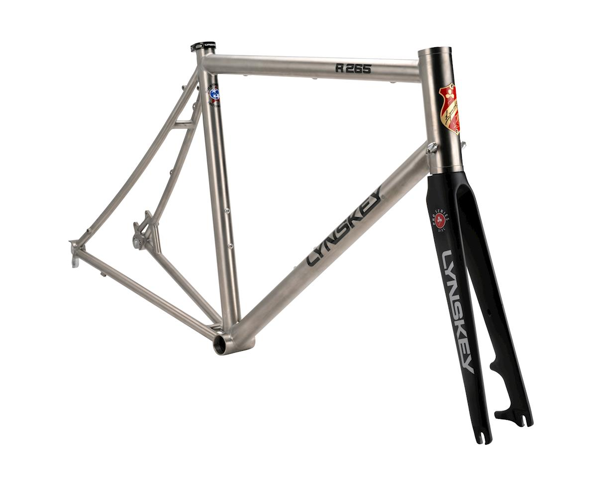 Image 2 for Lynskey R265 Road Disc Frame and Fork (Titanium)