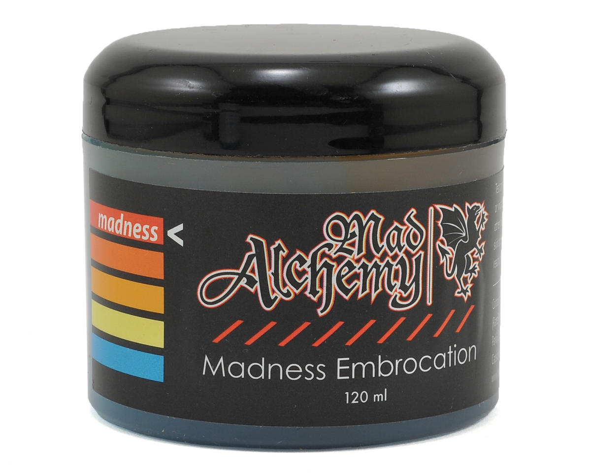 Mad Alchemy Cold Weather Madness Embrocation (4oz)