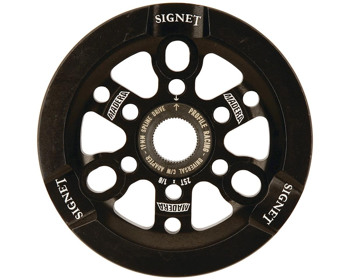 Madera Guard Spline Drive Sprocket (Black) (19mm Spindle)