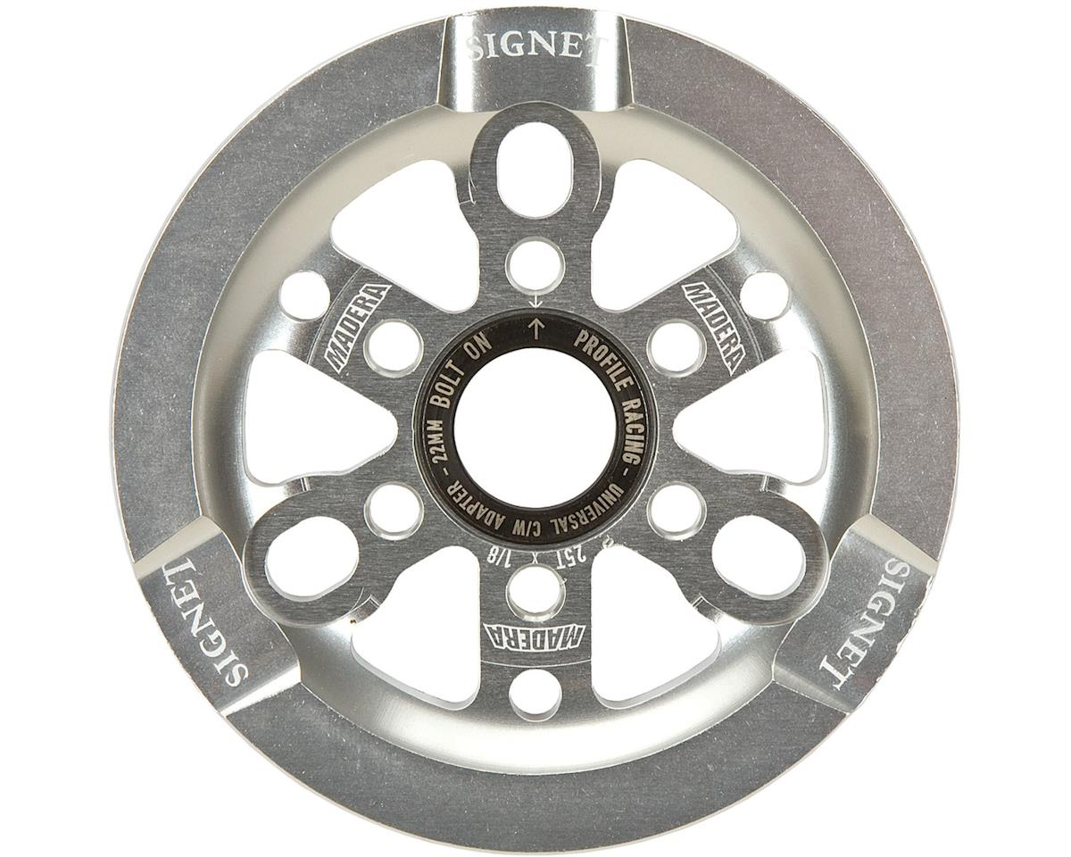Madera Signet Guard Sprocket (Polished)