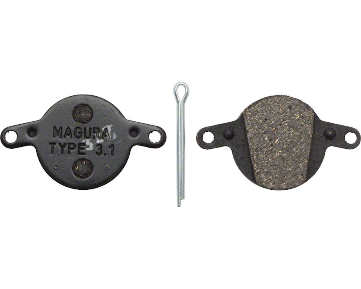 Magura Rim Brake Pads Brake Shoes Mag Rim Pads 4pc Bk