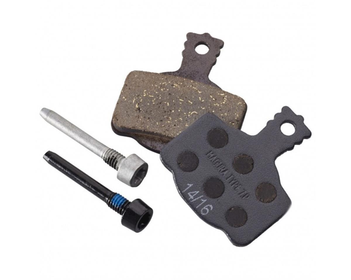 7.P Performance MT 2-Piston Disc Brake Pads