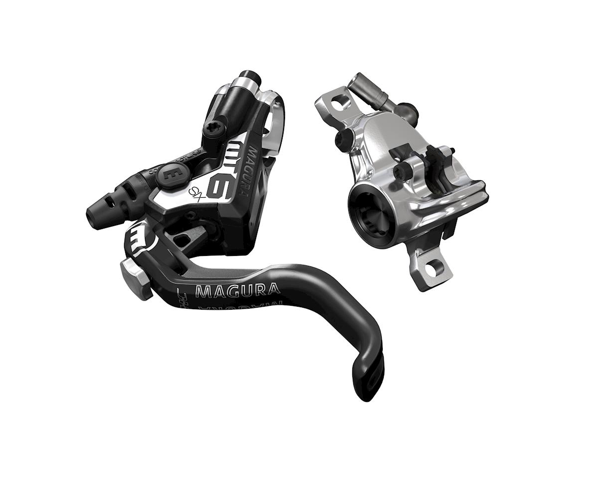 Magura MT-6 HC Carbon Disc Brake (Black/Chrome) (Front/Rear)