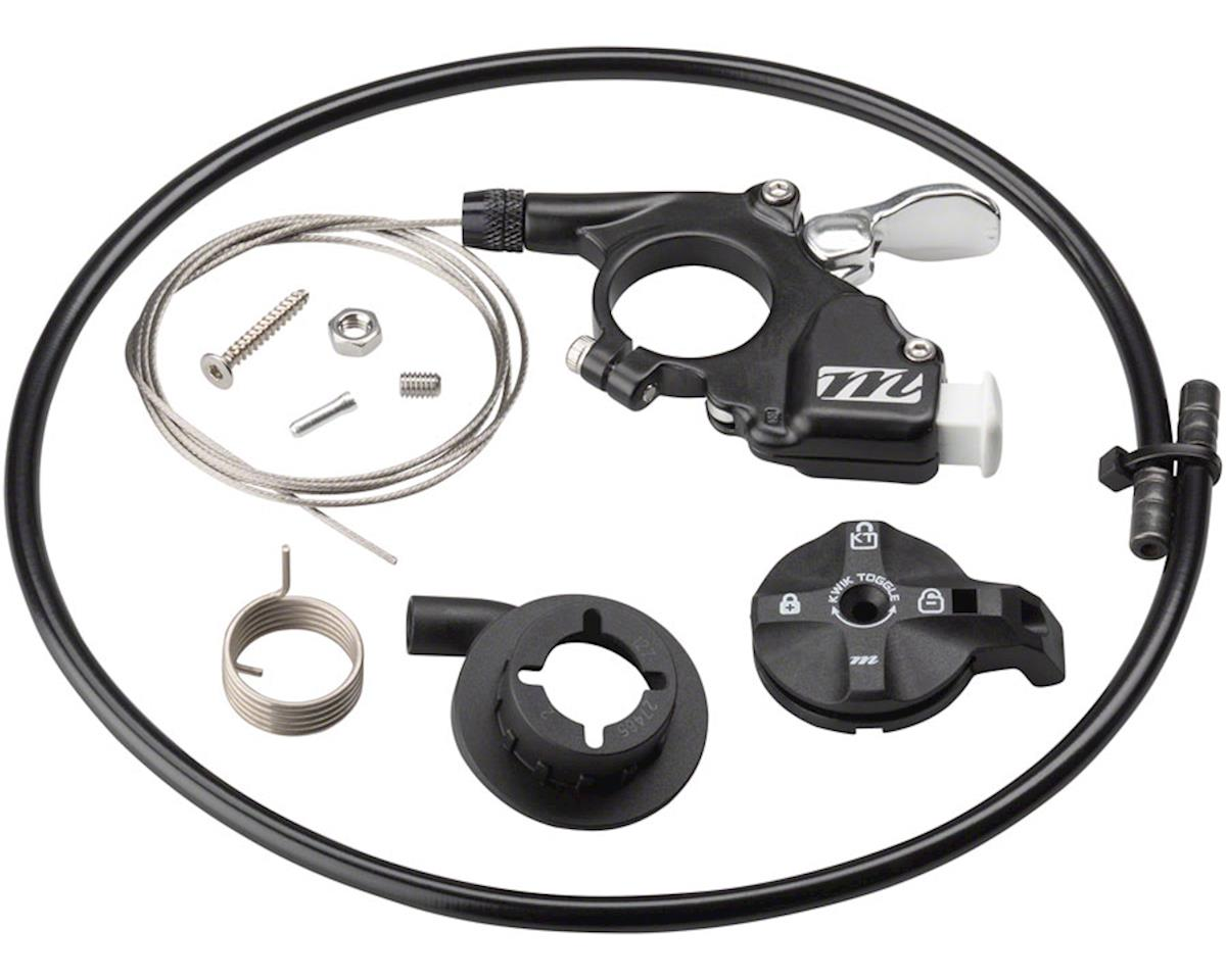 Manitou MILO remote lock-out/TK damper kit, 2011+ forks