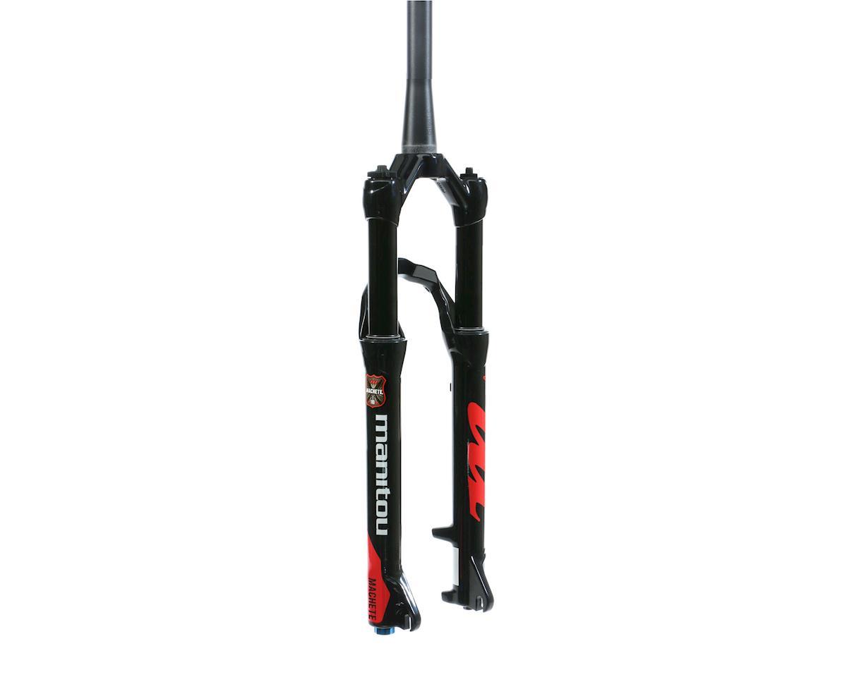 """Manitou Machete Comp Air Fork (Black) (27.5"""") (9mm QR) (100mm)"""