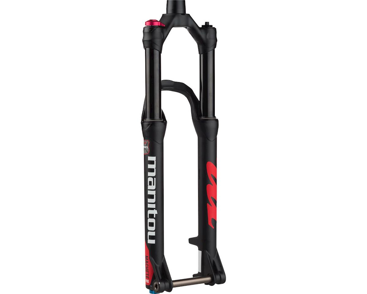 "Manitou Machete Pro Fork (BlacK) (29"") (15 x 110mm) (120mm)"