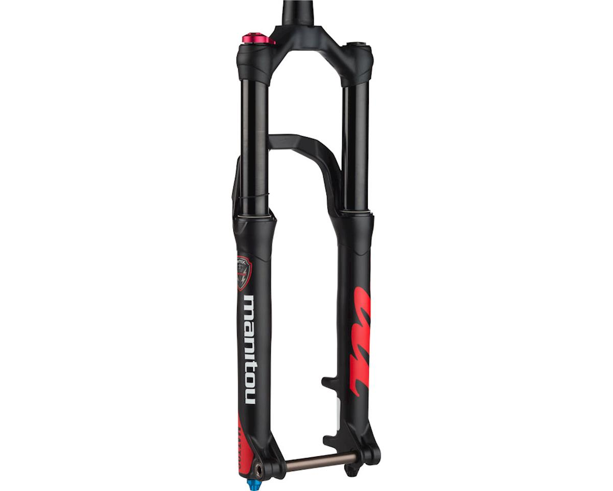 "Mattoc Comp Fork 27.5+"" 120mm Travel, Tapered Steerer, 15mm Axle (110x15"