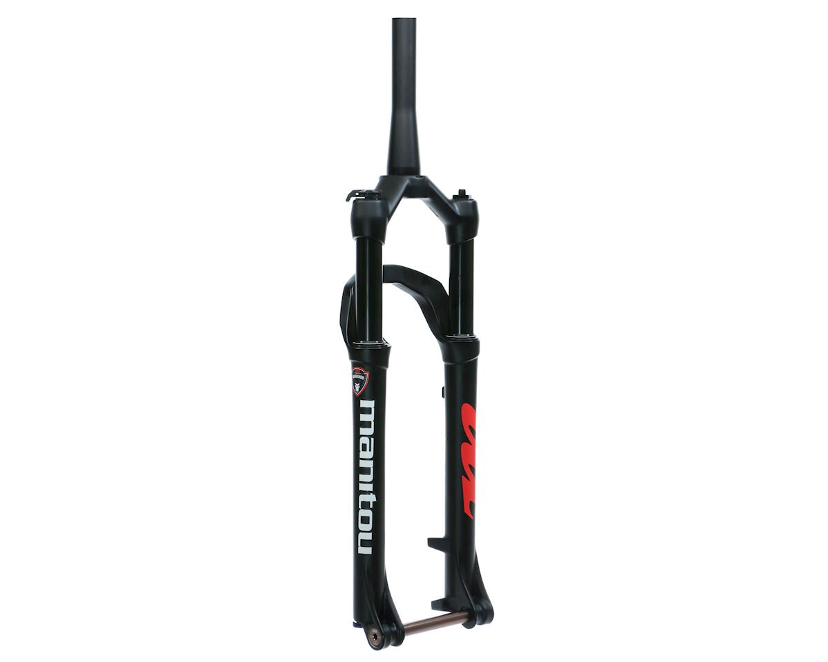 "Manitou Markhor Air Fork (Black) (27.5"") (15 x 110mm) (100mm)"