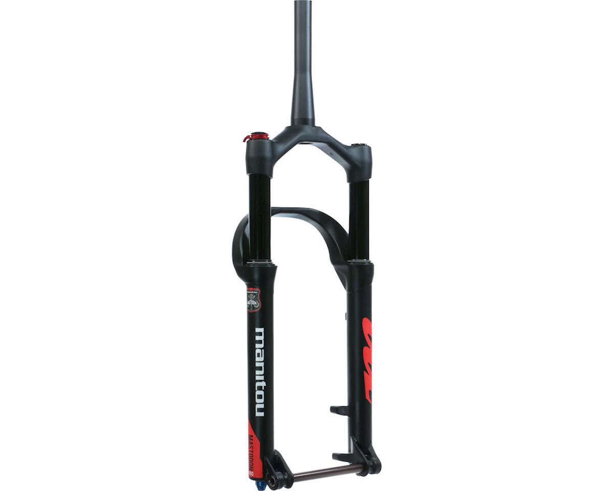 Manitou Mastodon Pro Fat Bike Fork, 120mm Travel, 15 x 150 mm Axle, Tapered, Ma