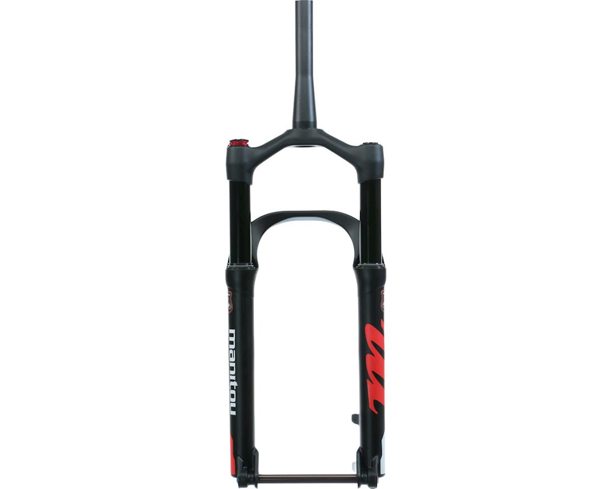 Manitou Mastodon Pro Fat Bike Fork, 100mm Travel, 15 x 150 mm Axle, Tapered, Ma