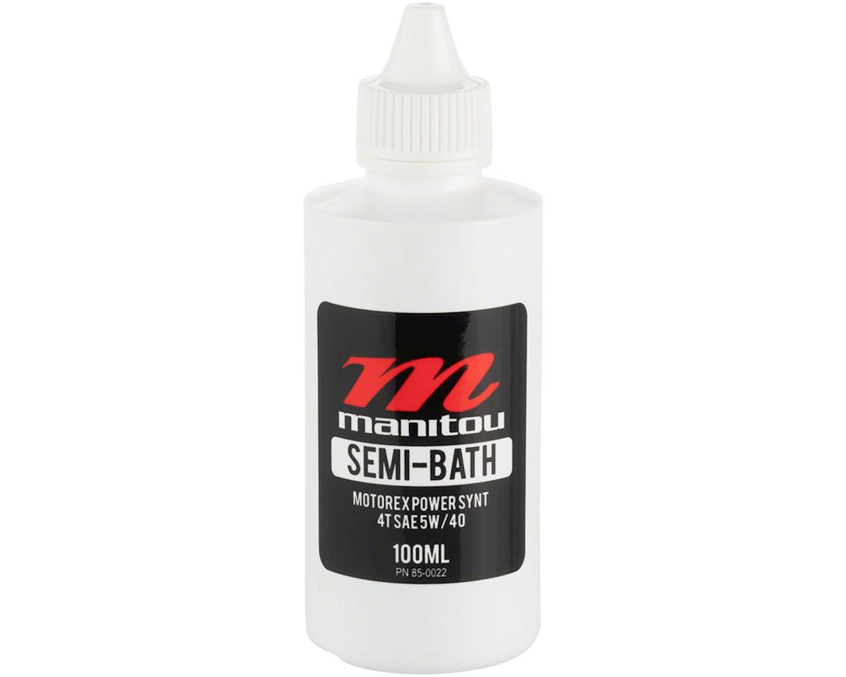 Manitou Maxima Semi-Bath fork oil, 5w40wt - 100ml
