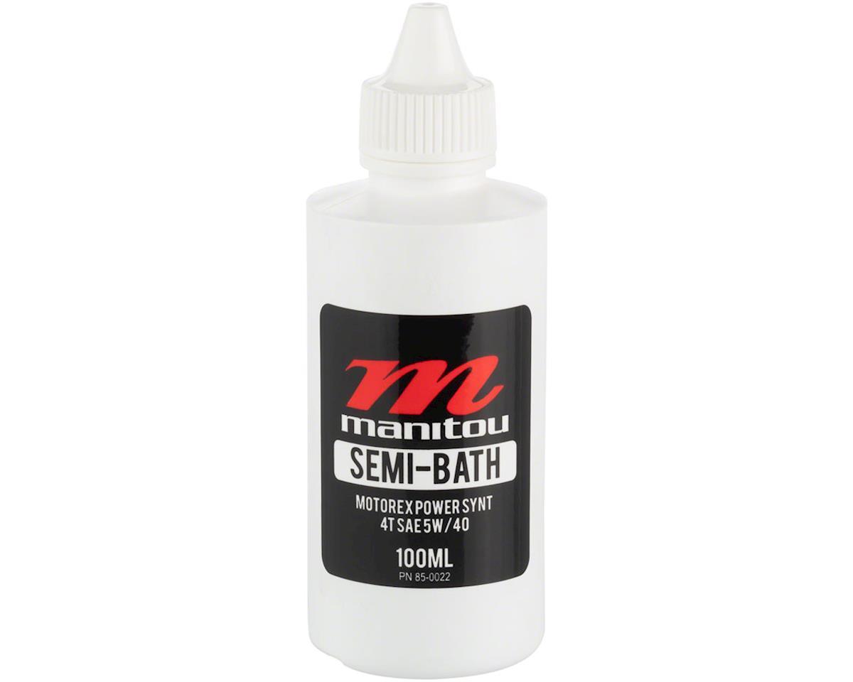 Manitou Maxima Semi-Bath fork oil, 5w40wt - 100ml